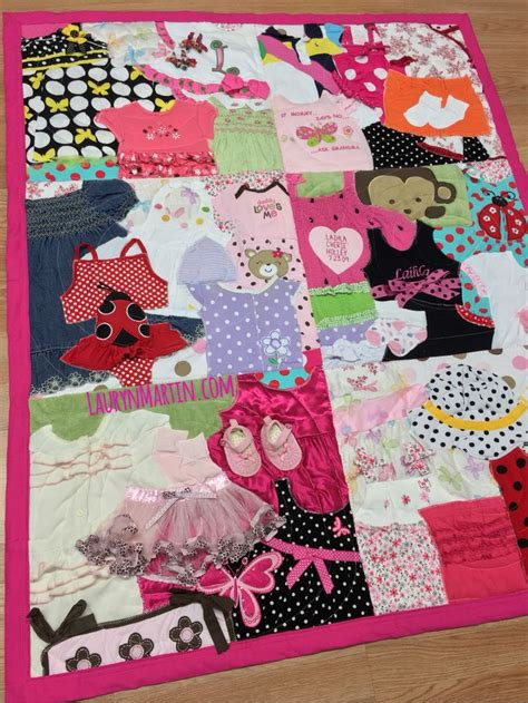 quilt pattern with baby clothes best 25 baby clothes quilt ideas on pinterest