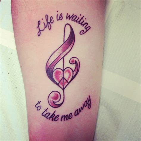 music inspired tattoos 100 most beautiful design ideas inspiration