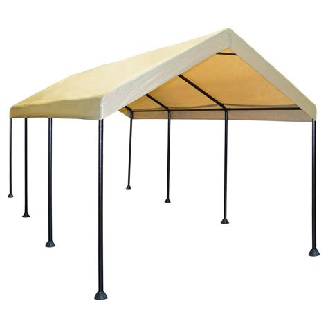 home depot coupons for 10 ft x 20 ft mega domain carport