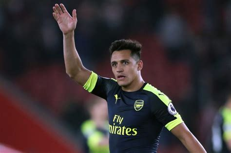alexis sanchez joins arsenal arsenal fury with sanchez as he insists on city