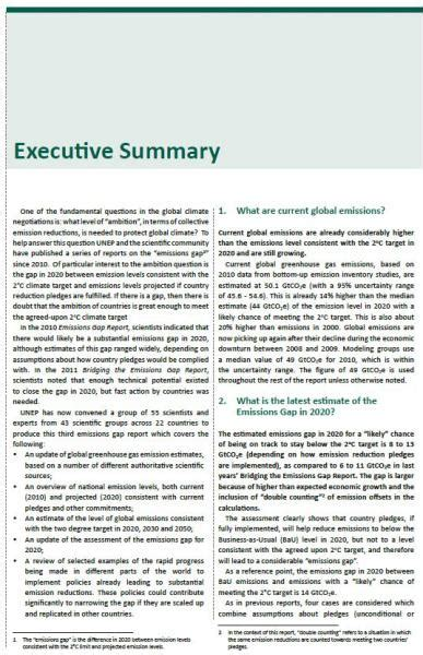 sle of an executive summary for a report sle of executive summary of a report 28 images 6