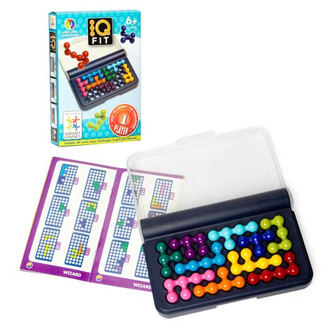 Smart Games Iq Fit Puzzle Peter S Of Kensington Smart Puzzle