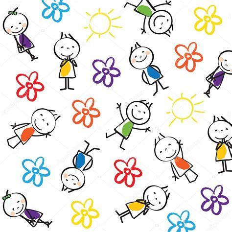 imagenes halloween para niños preescolar fondo para ni 241 os vector de stock 169 justaa 42019849