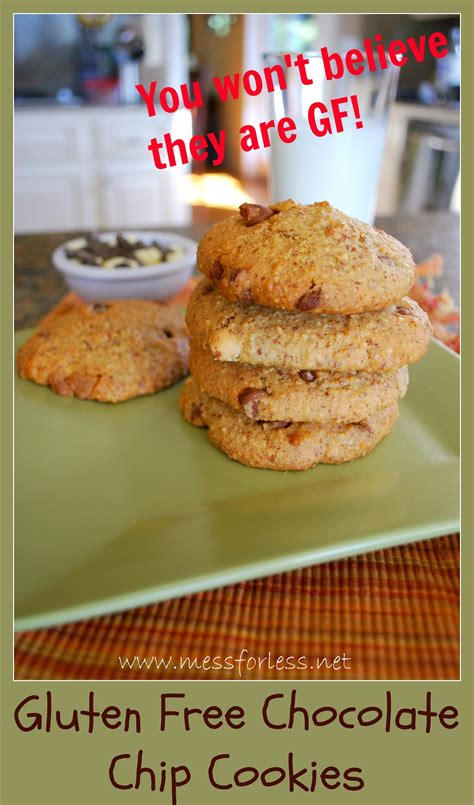 Amazing Gluten Free Blogs by Food Friday Amazing Gluten Free Chocolate Chip