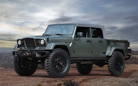 jeep wrangler 2018 jeep wrangler confirmed to spawn crew cab pickup
