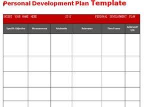personal development plan template word get personal development plan template word microsoft