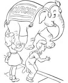 circus coloring pages free printable circus coloring pages for