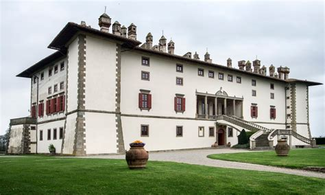 villa cento camini artimino villa medicea la ferdinanda di artimino visit tuscany