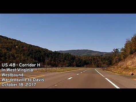 corridor   west virginia  wardensville