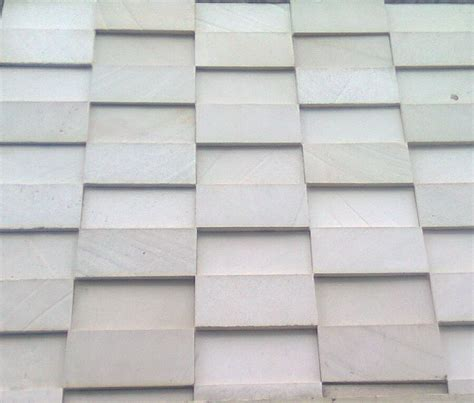 Batu Koral Putih Jogja karakteristik dan pengaplikasian batu paras jogja putih