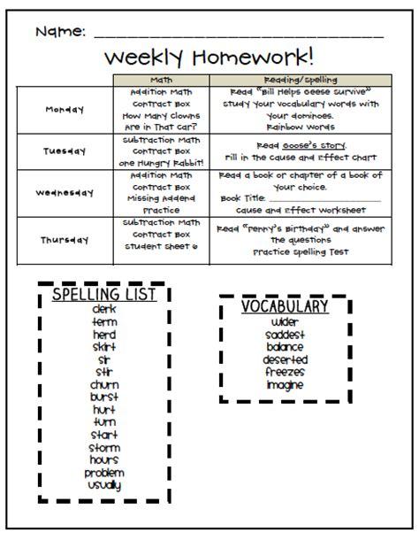 Spelling Homework Worksheets by Free Worksheets 187 Spelling Worksheet Templates Free Math