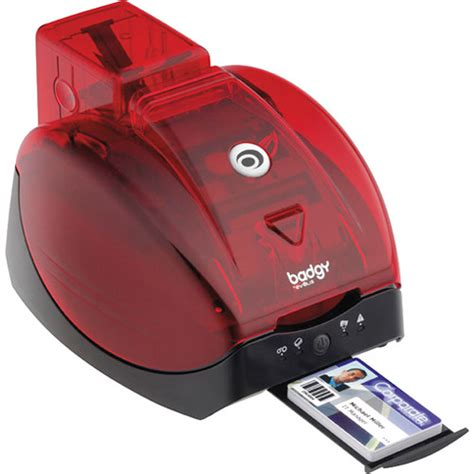 badgy card printer templates evolis bdg101fru badgy desktop plastic card printer bdg101fru