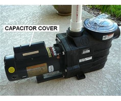 capacitor cover for electric motor how to replace a pool capacitor inyopools