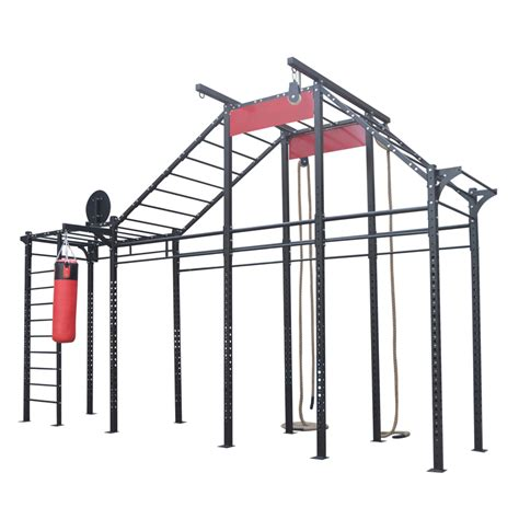 Crossfit Rack by Pivot Fitness Quality Strength Equipments