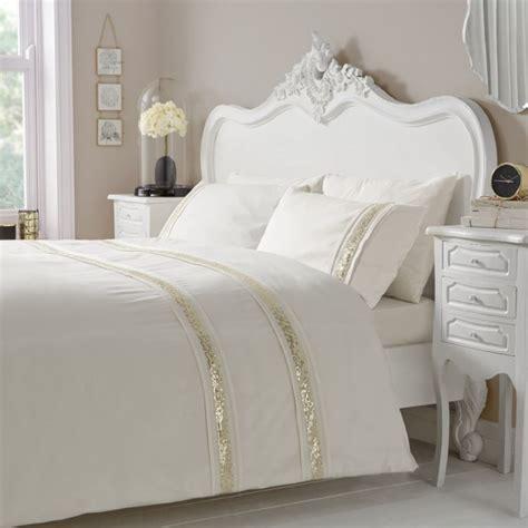 cream and gold bedding glance cream gold duvet cover set tonys textiles
