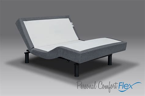 deluxe adjustable bed personal comfort flex base 5
