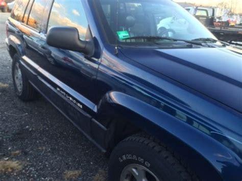 2000 Jeep Grand Laredo Transmission Problems Find Used 2000 Jeep Grand Laredo Sport Utility 4