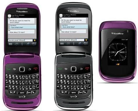 Handphone Blackberry Style electronic blackberry style 9670 cdma harga spesifikasi ponsel desain lipat keypad qwerty
