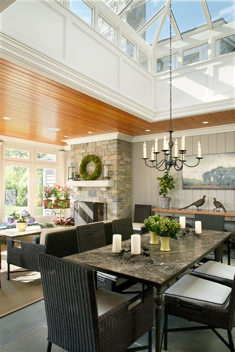 modern crown molding open floor plan fireplace refacing kitchen contemporary with media cabinet