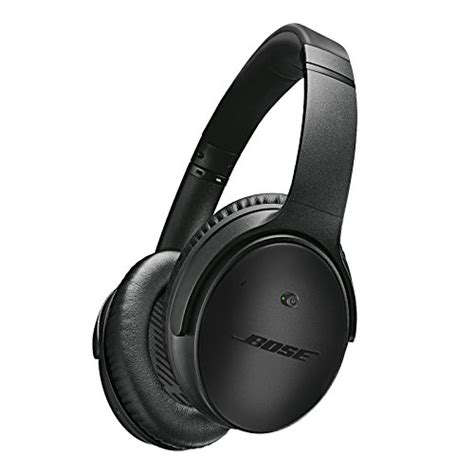 Bose Noise Cancelling by Bose Quietcomfort 25 Acoustic Noise Cancelling Headphones For Apple Devices Black Wired
