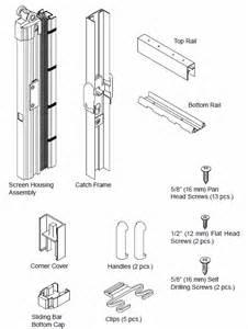 screen door replacement parts sliding screen door march 2016