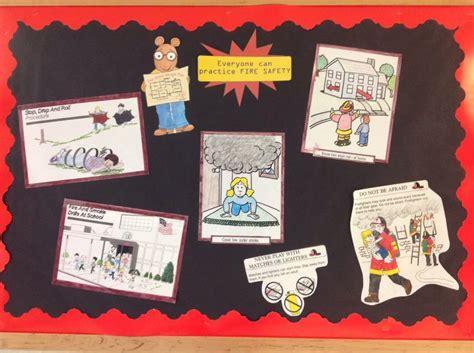 kitchen fire safety bulletin board myclassroomideas com 1000 images about school bulletin boards on pinterest