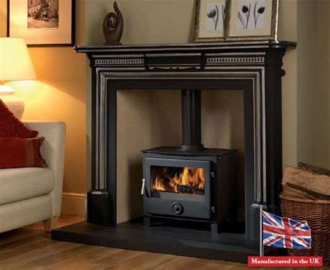 Fireplace Surrounds For Wood Burning Stoves by Surround For Wood Burning Fireplace Search