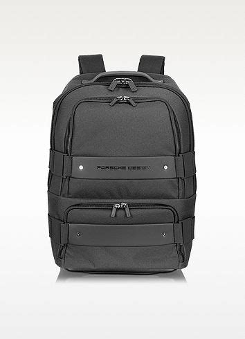 Porsche Backpack Porsche Design Cargon 2 5 Black Backpack Carry On Trolley