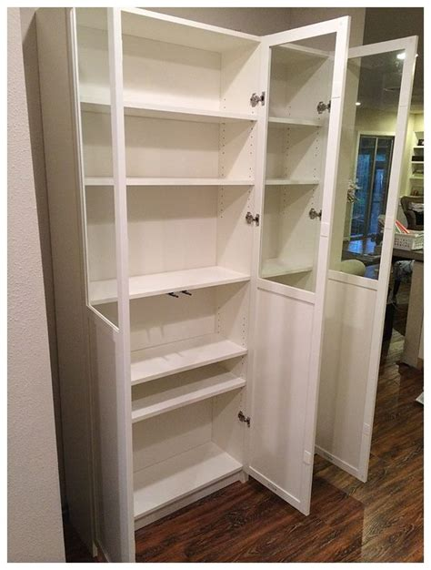 ikea hack pantry ikea pantry hack kitchen pantry using ikea billy