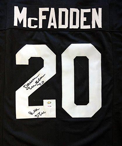 replica white darren mcfadden 20 jersey p 357 darren mcfadden raiders replica jersey raiders darren