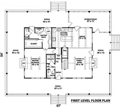 country style open floor plans havens south designs likes plan 81 101 a country farm house style floor plan