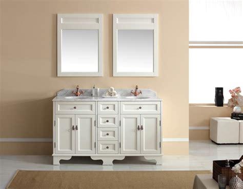 Freestanding Bathroom Vanities 1500mm Freestanding White Bathroom Vanity Casoria Traditional Bathroom Vanities And Sink