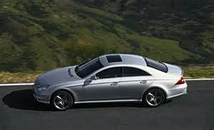 2007 Mercedes Cls63 Amg Car And Driver
