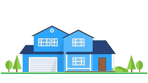 powerpoint design house how to create a suburban house vector in microsoft office