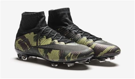 camo pack geweldig stoere nike camouflage pack voetbalschoenen