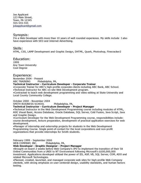 Sle Application Letter For Absence 10 It Application Letter Sle 100 Images Nfl Resume Sle Sle Of A Cover Letter Letter
