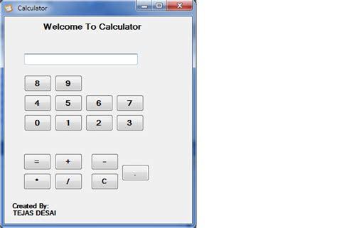 calculator html code simple calculator free source code tutorials and articles