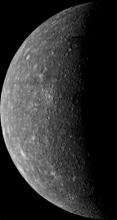 Space Images | Planet Mercury