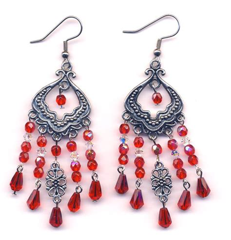 how to make custom jewelry make your own chandelier earrings style