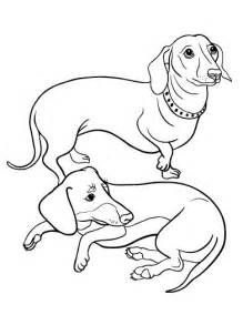 dachshund coloring pages the world s catalog of ideas