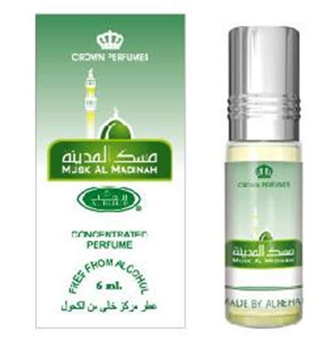 Misk Nouhbah Elite Musk Al Musk 6ml musk al madinah al rehab perfume a fragrance for and