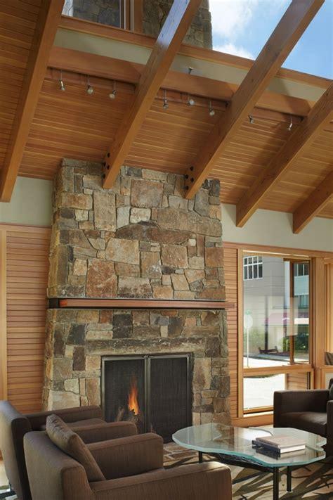 Reading Rock Fireplace by Interior Design Ideas Architecture Modern Design