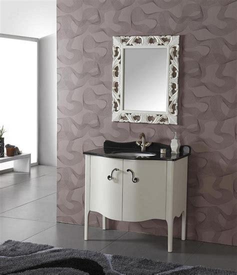 36 Inch Black Bathroom Vanity 36 5 Inch Transitional Single Sink Bathroom Vanity In White With Black Granite Uvlf303737