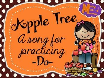 done ditty dumb brouhaha original apple tree a song for do tpt