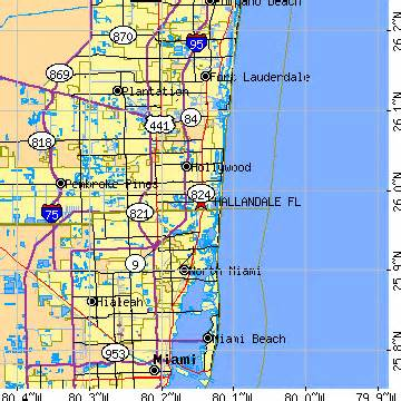 map hallandale florida hallandale fl pictures posters news and on your