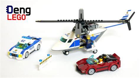 Lego City 60138 High Speed Ori lego city 60138 high speed lego speed build