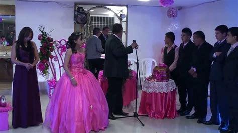 Protocolo Fiesta De 15 De Camila Salas Youtube | protocolo fiesta de 15 de camila salas youtube