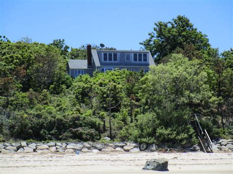 beachfront cape cod the woolrych house picturesque beachfront house
