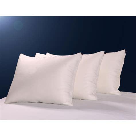 silk bed pillows raeshmi by silk story silk filled cotton pillow wayfair