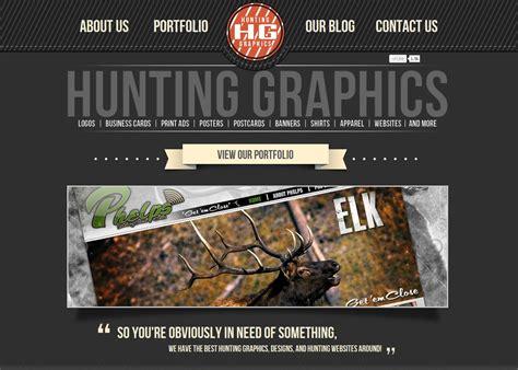 design graphics website hunting graphics logos design websites marketing apparel